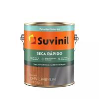 Seca rápido acetinado branco suvinil - 3,6l