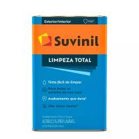 Acrílico Limpeza Total Branco Suvinil 18L